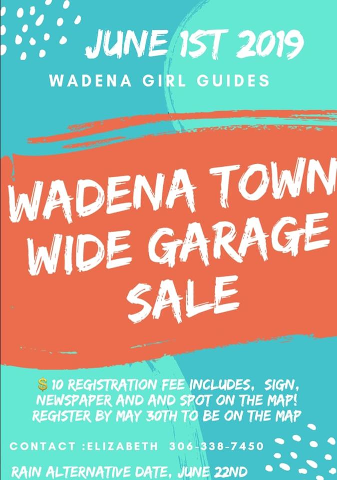 Town-Wide Garage Sale
