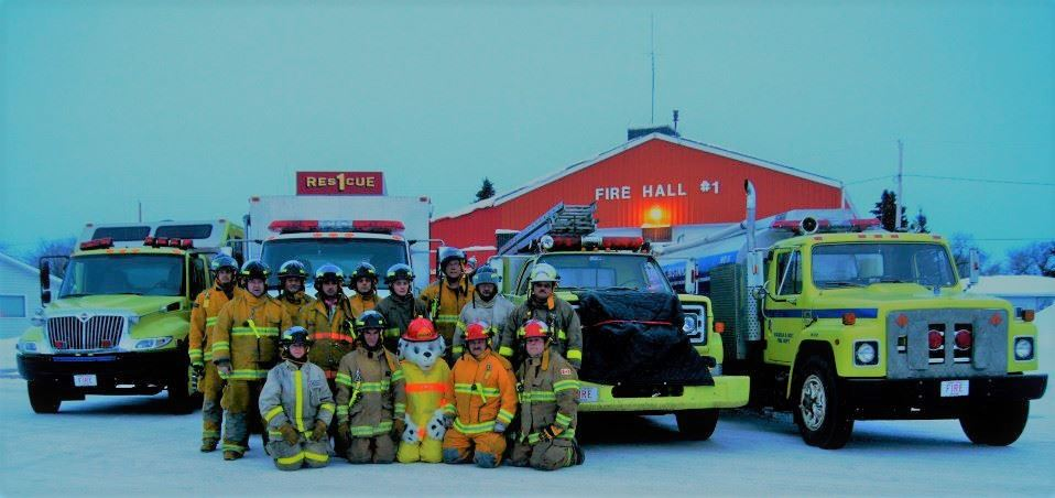 2013 Volunteer fire dept.